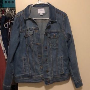Jean Jacket - Medium Wash